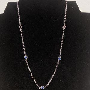 🆓 w/25$, 2/8$, 3/10$ 🎉Silver w/sm blue beads